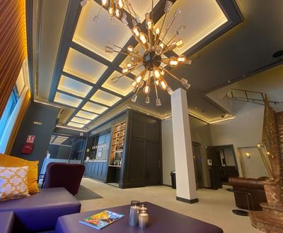 Zonas comunes Hotel Cortezo