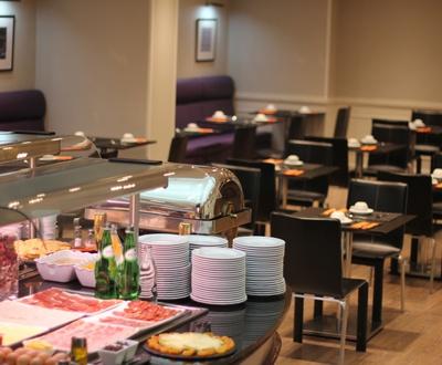 Desayuno Buffet Hotel Cortezo